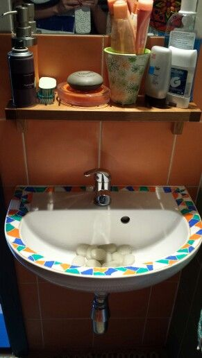 Umývadlo Mexico