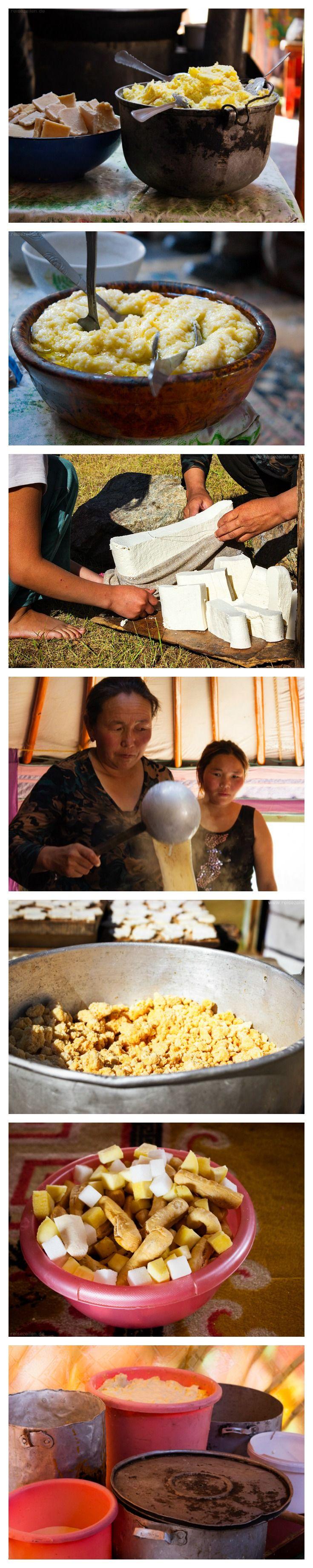 Die Essgewohnheiten in der #Mongolei sind komplett verschieden zu unseren europäischen Gewohnheiten. Es gibt ein paar echte kulinarische Herausforderungen, aber auch wirklich leckere Gerichte.