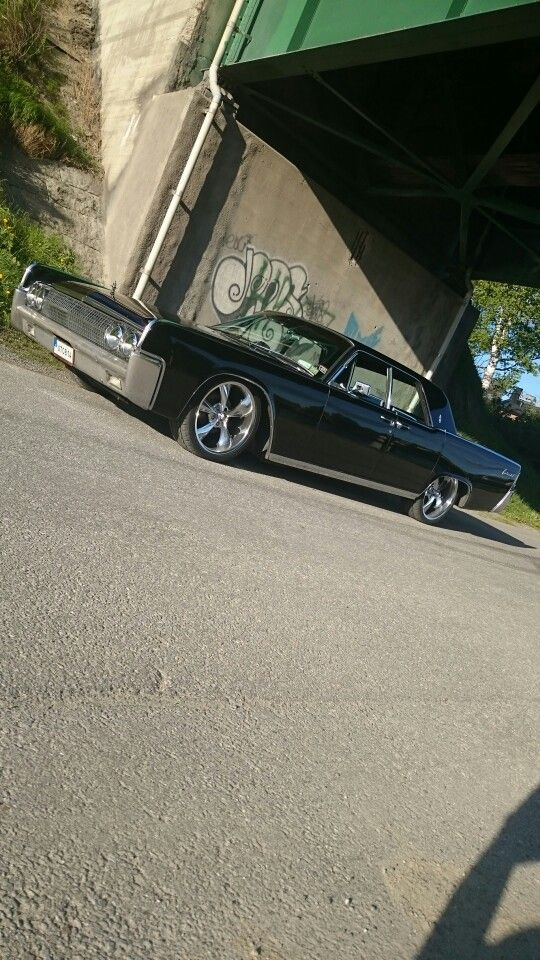 My -63 lincoln continental