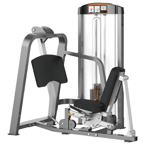 This Champion #Selectorized #Leg Press is great for #body builders who are building leg #muscle. The selectorized leg press #works your triceps, biceps, pectorals, deltoids, rhomboids, and trapezius muscle groups. This leg press accomidates multiple body building #workouts including the 3 second descent, Drop sets, Tear drop finishes, Bankwork, Dead-set Machine Presses, and Unilateral #Leg presses.