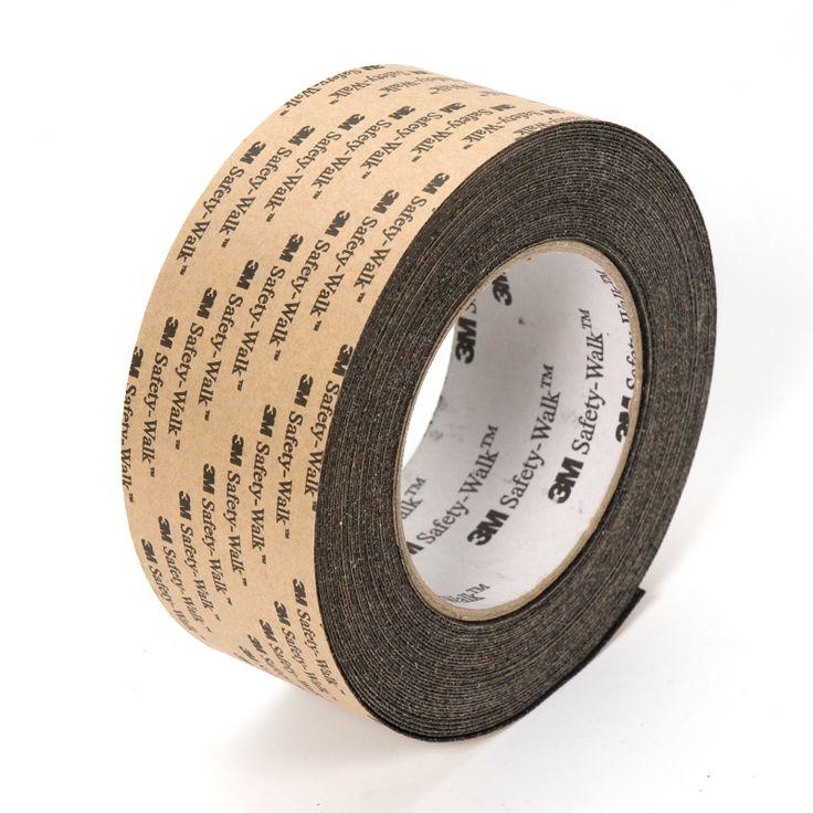 Cinta adhesiva Safety Walk - La cinta adhesiva Safety-Walk es una cinta con recubrimiento de plástico granulado perfecta para zonas de tráfico intenso, para alfombras, ... se vende a metros o en rollos.