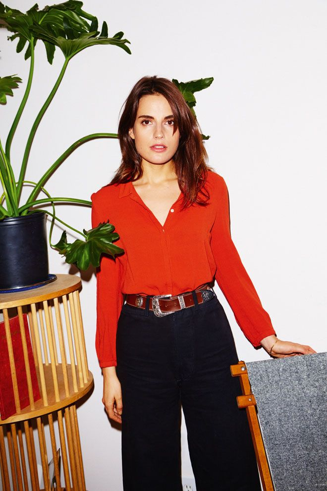 Dans le dressing mode de la it girl Ana Kras