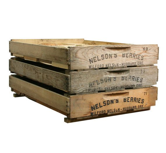 Hey, I found this really awesome Etsy listing at http://www.etsy.com/listing/153197711/vintage-wooden-berry-crate-rustic