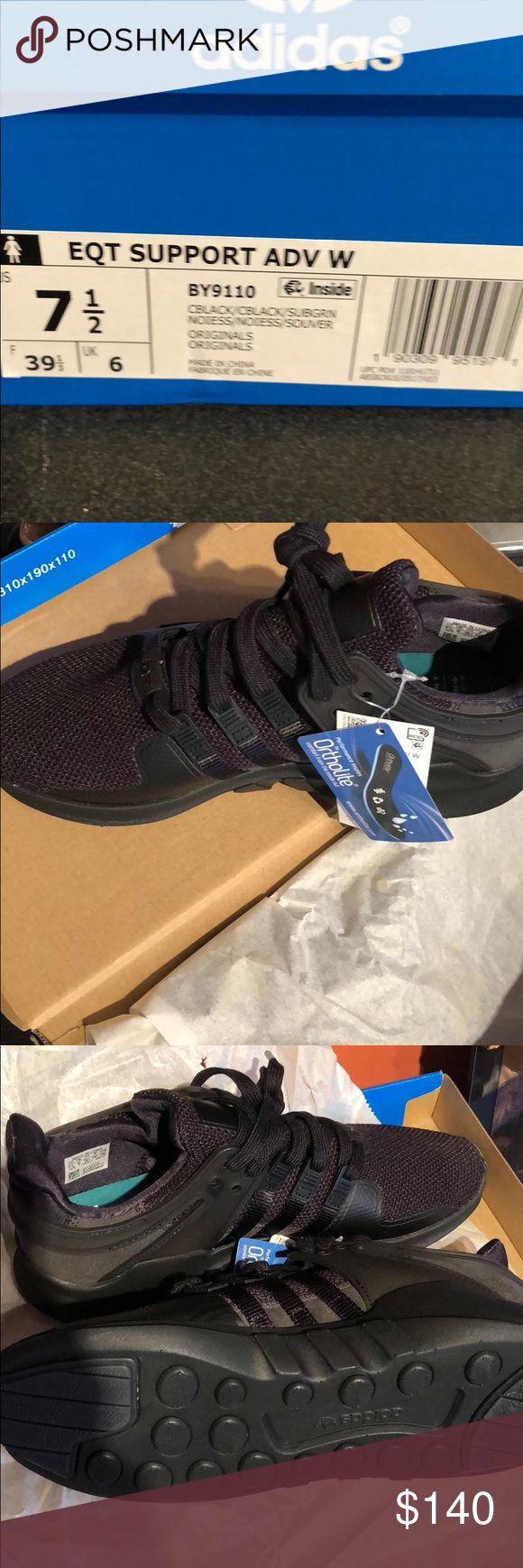 Adidas Brand new black Adidas adidas Shoes Athletic Shoes