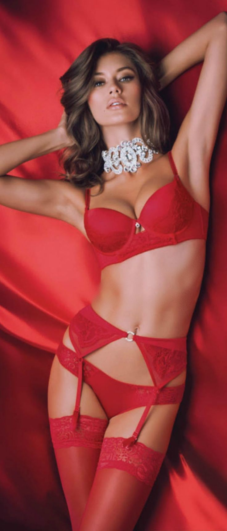 Valentine costume lingerie opinion