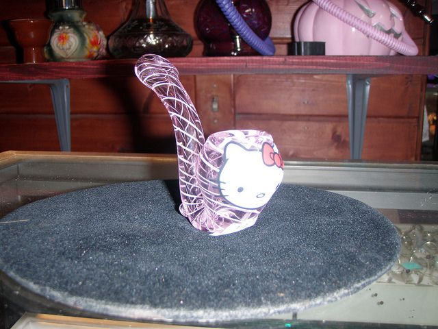hello kitty pipe - Google Search
