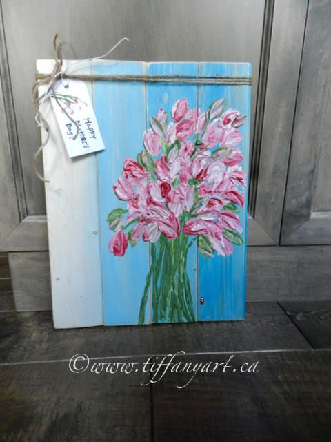 Mothers day gift, Mothers day sign,Mothers day painting,Mothers day card unique, gift for Mum,Mum gift,personalised gift for Mum,unique gift by TiffanyartCanada on Etsy