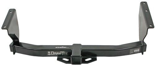 """Call etrailer.com at 800-298-8924 for expert service. We are your Jeep trailer hitch experts, and offer a lowest price guarantee. etrailer.com carries a complete line of Draw-Tite products for your Jeep Grand Cherokee 2004. Draw-Tite Max-Frame Trailer Hitch Receiver - Custom Fit - Class III - 2"""" part 75139 from Draw-Tite can be ordered online at etrailer.com. Complete trailer hitch installation instructions and technical support."""