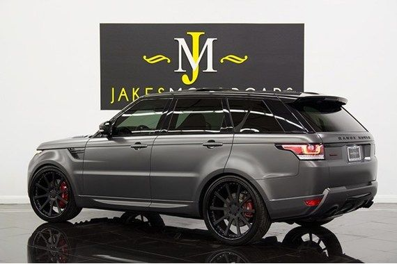 2014 Land Rover Range Rover Sport Autobiography PLATINUM MOTORSPORT EDITION | 1186088 | Photo 3 Full Size