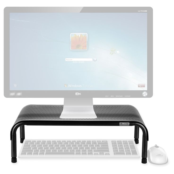 17 best ideas about monitor stand on pinterest monitor - Lifta desk organizer ...