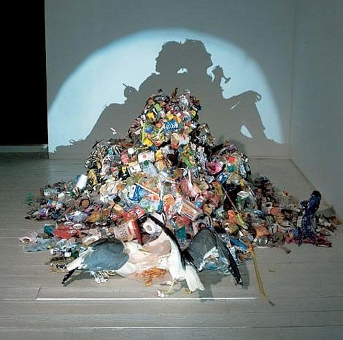 Shadow Art, Tim Noble & Sue Webster