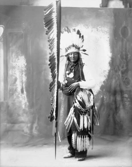 White Buffalo - Arapaho - 1898