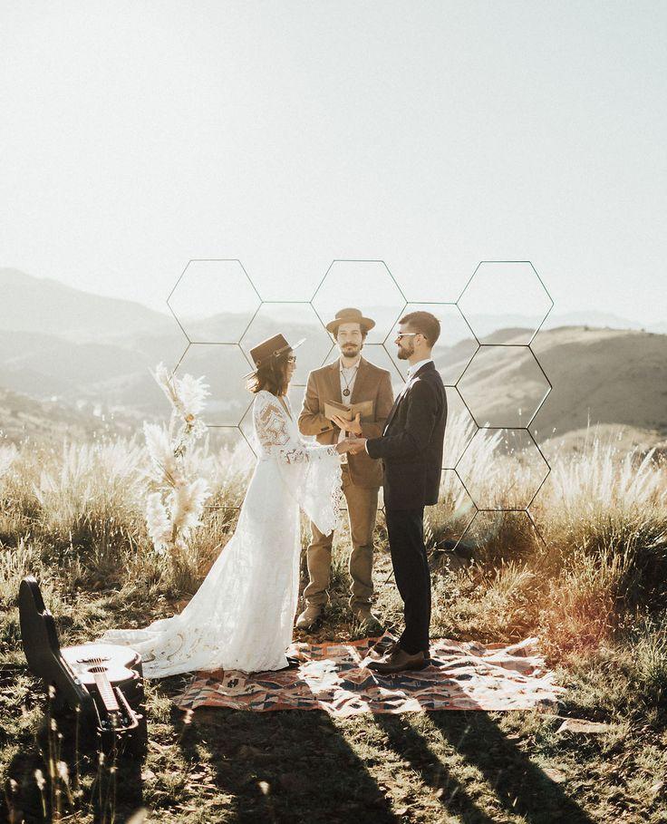 octagon honeycomb backdrop