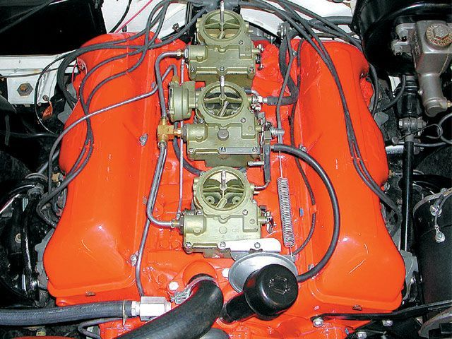 348 And 409 W-Engines - Chevy's First Big-Blocks - Super Chevy ...