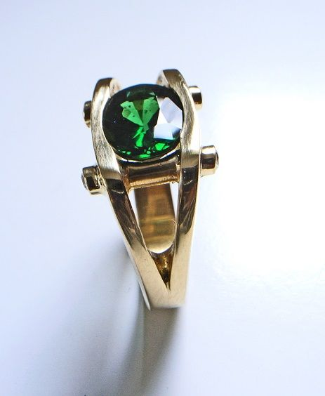 chrome tourmaline.