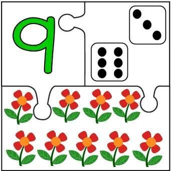* Puzzelen....9-10