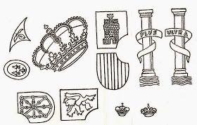 Maestra de Primaria: La Constitución Española para niños. Explicación, bandera, escudo, juegos, fichas para colorear.