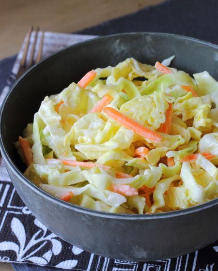 Salada de Couve Lombarda
