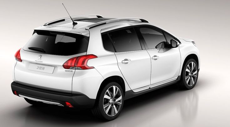 Peugeot 2008 crossover (2013) first pictures of new Juke rival by CAR Magazine
