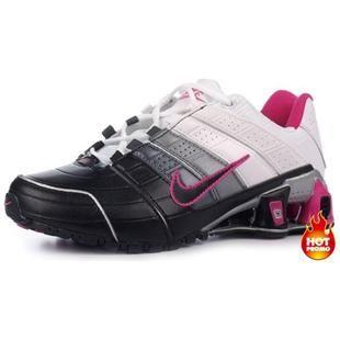 www.asneakers4u.com Womens Nike Shox NZ 2 Black Pink White c27a06e8b