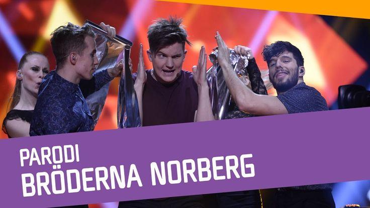 Bröderna Norberg-Parodi.  Funny. =)