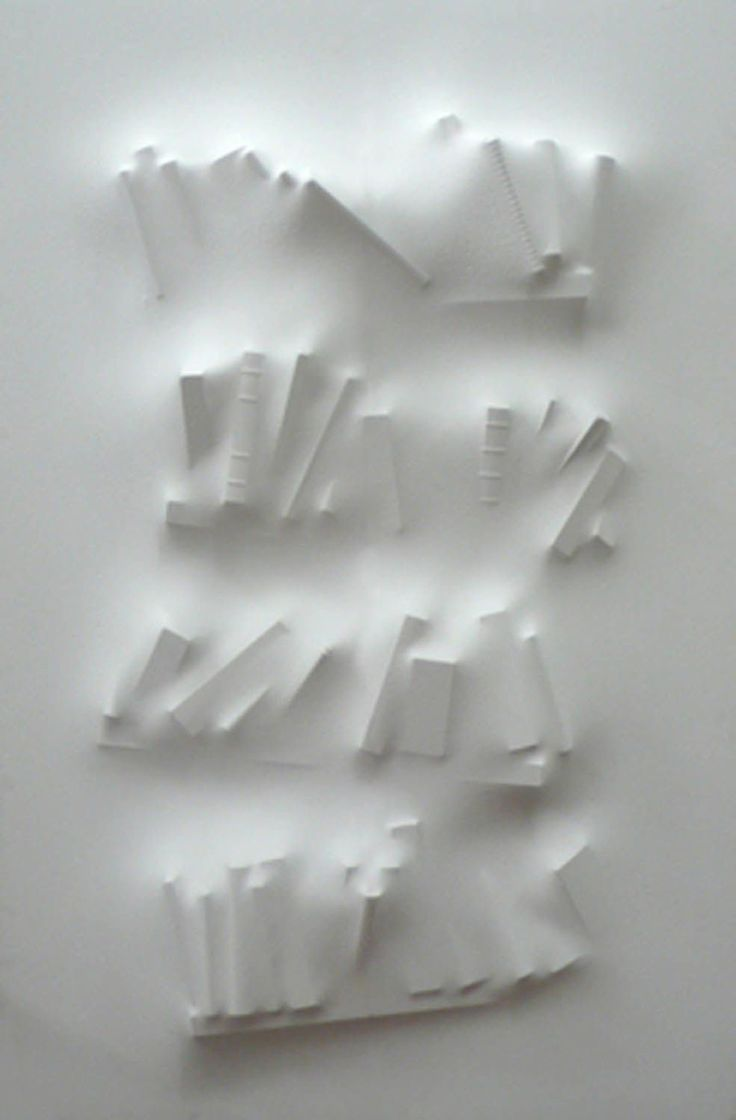 Gaps (books I), 2005 - Loris Cecchini