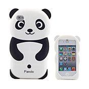iPhone 4/4S Hoesje In Pandapatroon – EUR € 5.00