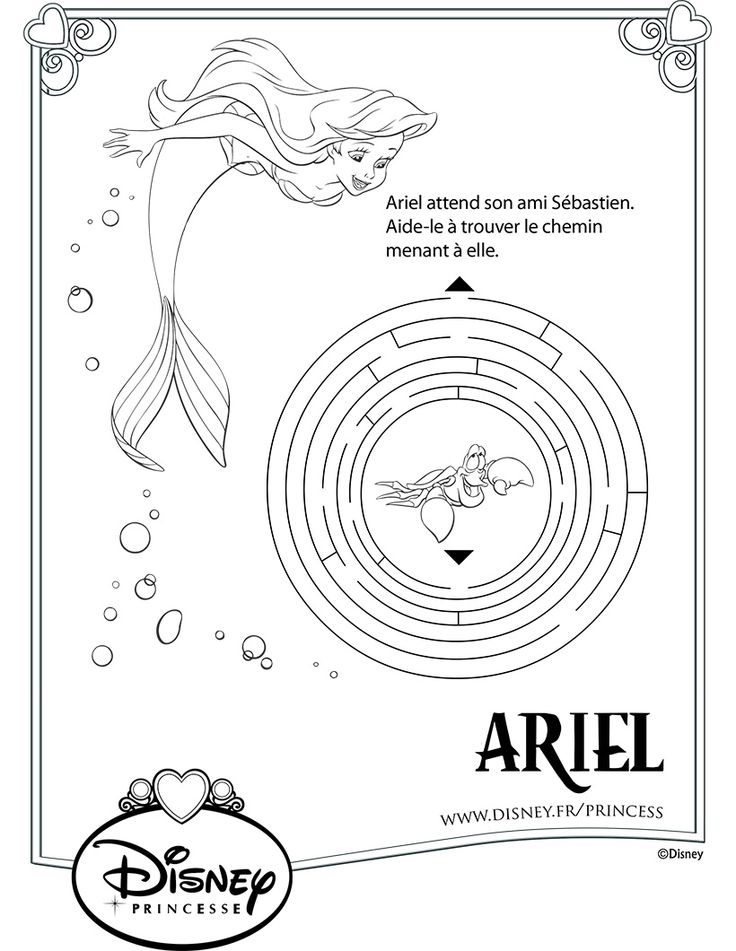 Wonderland Crafts The Little Mermaid