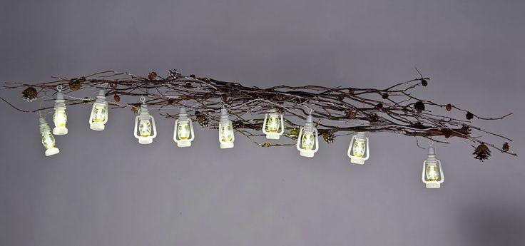 Airam Tallilyhty, led decoration lighting