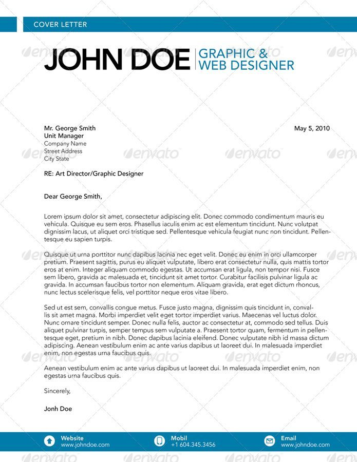 7 best sample cover letters images on pinterest
