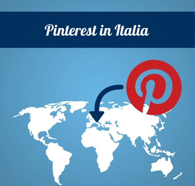 Statistiche sull'utilizzo di Pinterest in Italia
