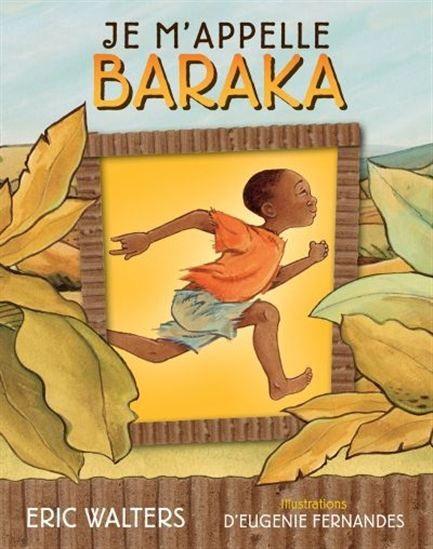 Cette histoire vraie, touchante et superbement illustrée racontela vie d'un jeune garçon kenyan nommé Baraka atteint d'uneincapacité physique. Baraka habite avec sa grand-mère et seshuit cousins dans un petit village pauvre. Sa grand-mère s'occuped'eux et les aime tendrement, mais il n'y a jamais assez d'argentpour bien les nourrir et les vêtir. Baraka est très jeune et sa grand-mèreest fatiguée et trop âgée pour prendre soin de lui. C'estavec tristesse qu'elle décide de le confier à…