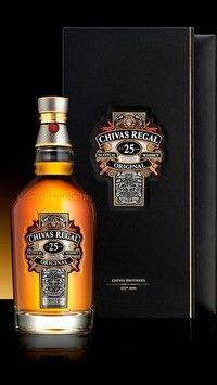 Whisky Chivas Regal
