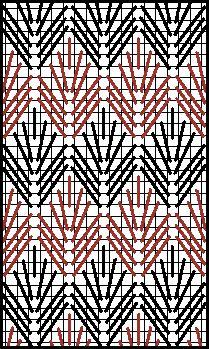Needlepoint: Leaf Variation