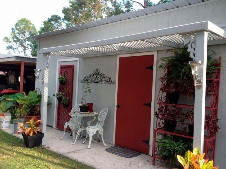 La #casita de Debbie, un garaje convertido en un adorable cottage