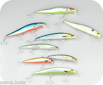 offerta-stock-minnow-artificiali-per-pesca-a-spinning-lago-mare-spigola-bass
