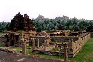 Group of Monuments at Hampi, Karnataka - Archaeological Survey of India  via @indluxurytrains