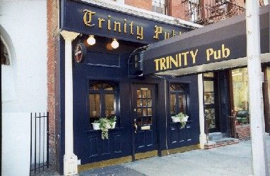 5 Best Irish Pubs Along NYC's St. Patrick's Day Parade Route: Trinity Pub