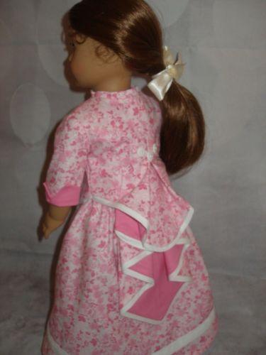 PINK-1870-039-S-BUSTLE-DRESS-W-WATERFALL-BUSTLE-FOR-AMERICAN-GIRL-18-034-DOLLS