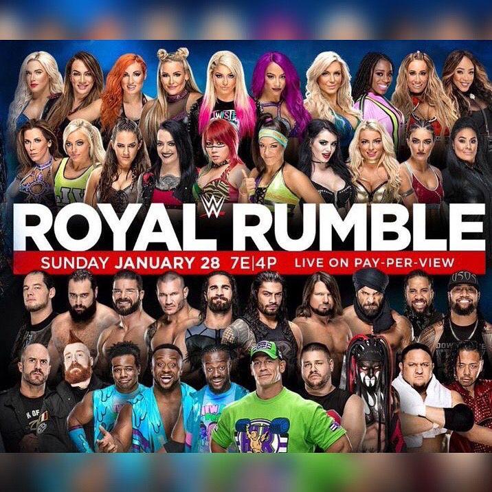 """229 curtidas, 17 comentários - Natalya Fanpage  (@nattie_queenofharts) no Instagram: """"Royal Rumble poster. Swipe to see the whole version #Nattie #Natalya #QueenofBlackHarts…"""""""