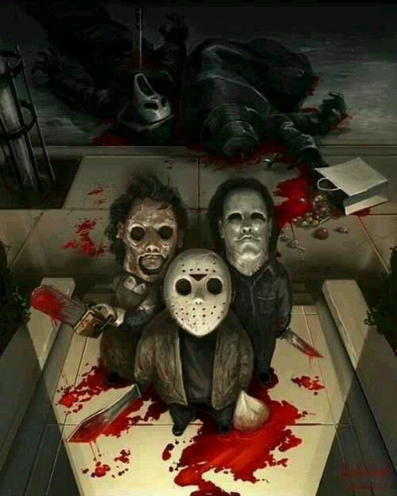 Horror- Love this..lol.                                                                                                                                                                                 More