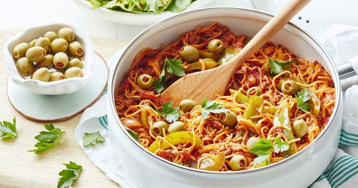 Save on time and washing up with this quick and easy one-pot beef pasta.
