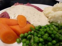 CWA Corned Beef & White Sauce Recipe (Recipe from CWA of NSW Country Classics cook book)