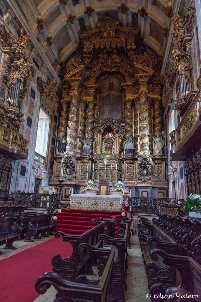 Catedral da Sé: Detalhes do altar