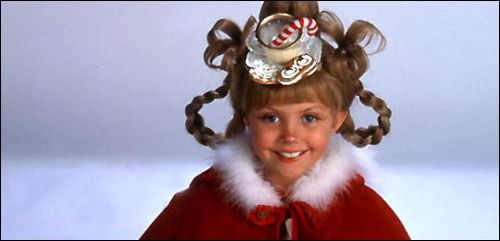 cindy lou who smiling - photo #1
