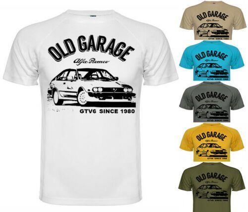 Oldtimer T-shirt Car Youngtimer Alfa Romeo 155