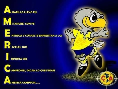 Aguilas del America on Pinterest | Club America, America and Futbol