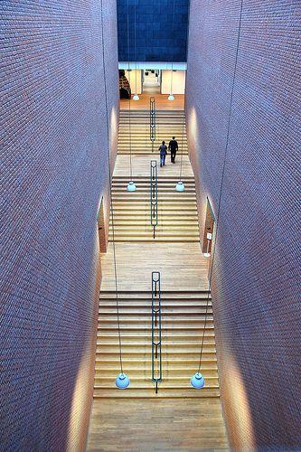 Bonnefanten Museum Maastricht, Zuid-Limburg.