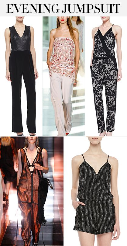 The Jumpsuit Trend