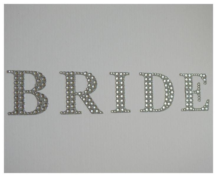 Silver Diamante Bride Wedding Dress Travel box from www.bonbod.com